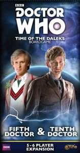 Doctor Who: Time of the Daleks – Fifth Doctor & Tenth Doctor