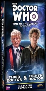 Doctor Who: Time of the Daleks – Third Doctor & Eighth Doctor