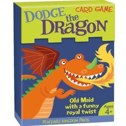 Dodge the Dragon Card Game