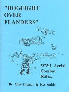 Dogfight Over Flanders: WWI Aerial Combat Rules