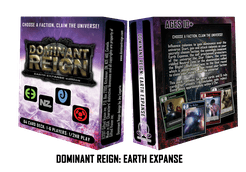 Dominant Reign: Earth Expanse Edition