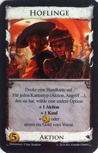 Dominion: Höflinge Promo Card