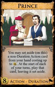 Dominion: Prince Promo Card