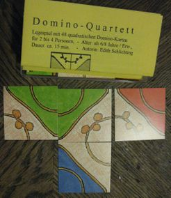 Domino-Quartett