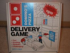Domino's Pizza Delivery Game