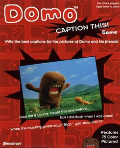 Domo Caption This! Game