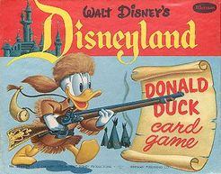 Donald Duck Card Game