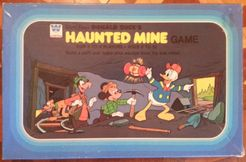Donald Duck's Haunted Mine Game