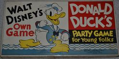 Donald Duck's Party Game for Young Folks
