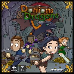 Donions and Dragons