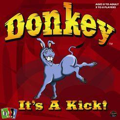 Donkey: It's a Kick!