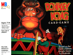 Donkey Kong Card Game