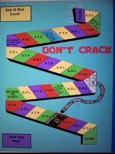 Don't Crack
