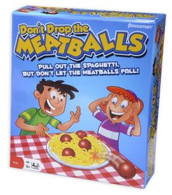 Don't Drop the Meatballs