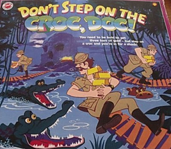 Don't Step on the Croc, Doc