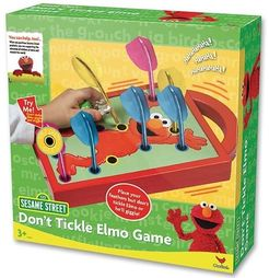 Don't Tickle Elmo