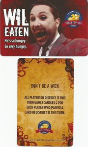 Don't Turn Your Back: Don't Be a Wick – International Tabletop Day 2016 Promo