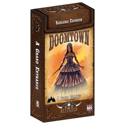 Doomtown: Reloaded – A Grand Entrance