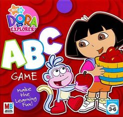 Dora the Explorer ABC Game