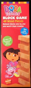 Dora the Explorer Block Game
