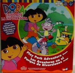 Dora the Explorer Play Park Adventure Game