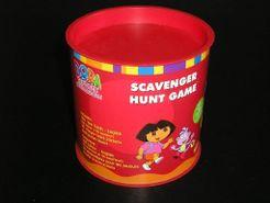 Dora the Explorer Scavenger Hunt Game