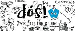 DOS! Twice the fun of UNO