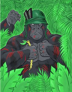 Double Play: Gorilla Warfare