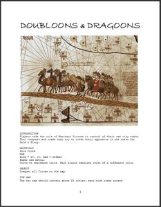Doubloons & Dragoons