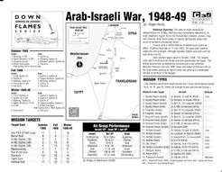 Down in Flames: Arab-Israeli War 1948-'49