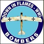 Down in Flames: WWI – Bombers