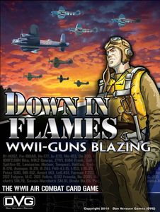 Down in Flames: WWII-Guns Blazing
