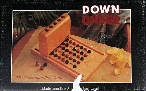 Down Under: The Australian Pub Game