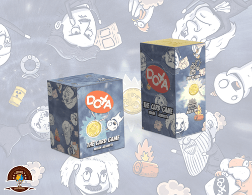 DOXA: The Card Game