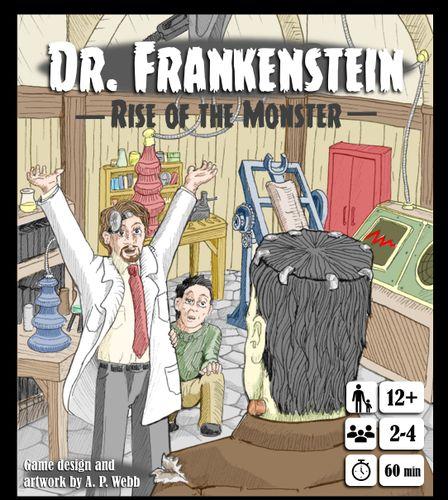 Dr. Frankenstein: Rise of the Monster