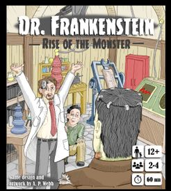 Dr. Frankenstein: Rise of the Monster