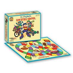 Dr. PlayWell's Game of Self-Control Board Game