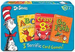 Dr. Seuss: 3 Terrific Card Games!