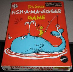 Dr. Seuss Fish-A-Ma-Jigger Game