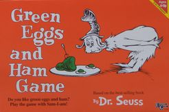 Dr. Seuss Green Eggs and Ham Game
