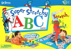 Dr. Seuss Super Stretchy A-B-C Game