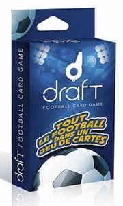 Draft football card game