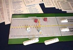 Drag Racing, The Board Game