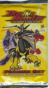 Dragon Booster Trading Card Game