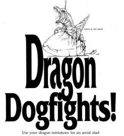 Dragon Dogfights!