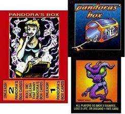 Dragon War: Pandora's Box