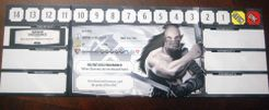Dragonfire: Fighter Half-Orc Promo Card