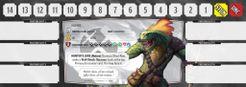 Dragonfire: Ranger Lizardfolk Promo Card