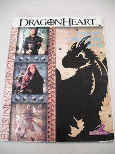 Dragonheart Fantasy-Card Game Book