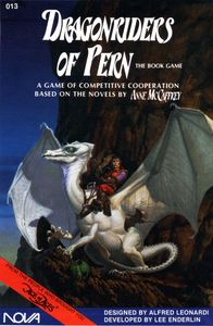 Dragonriders of Pern: The Book Game